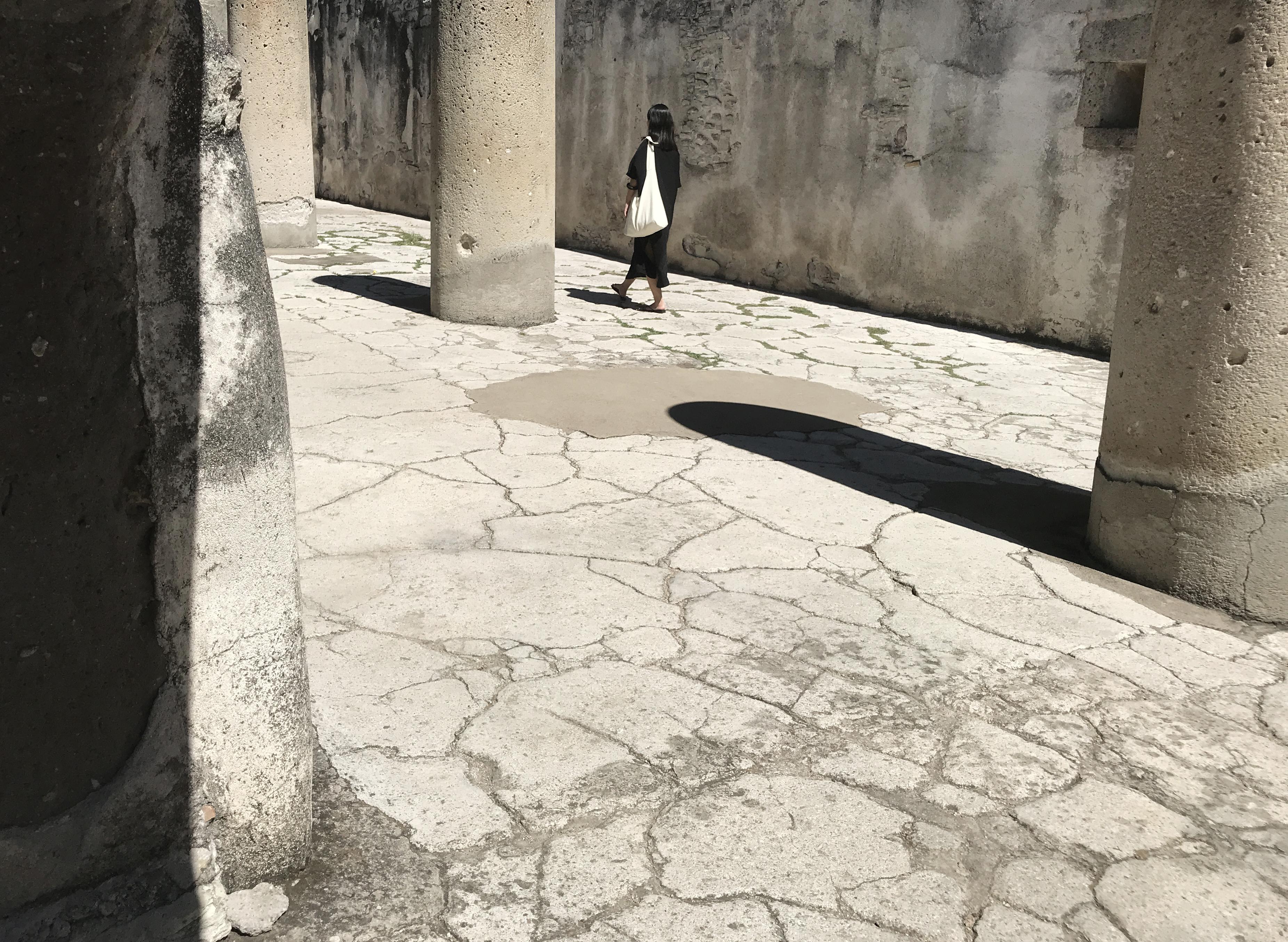 Mitla in Oaxaca, Mexico.